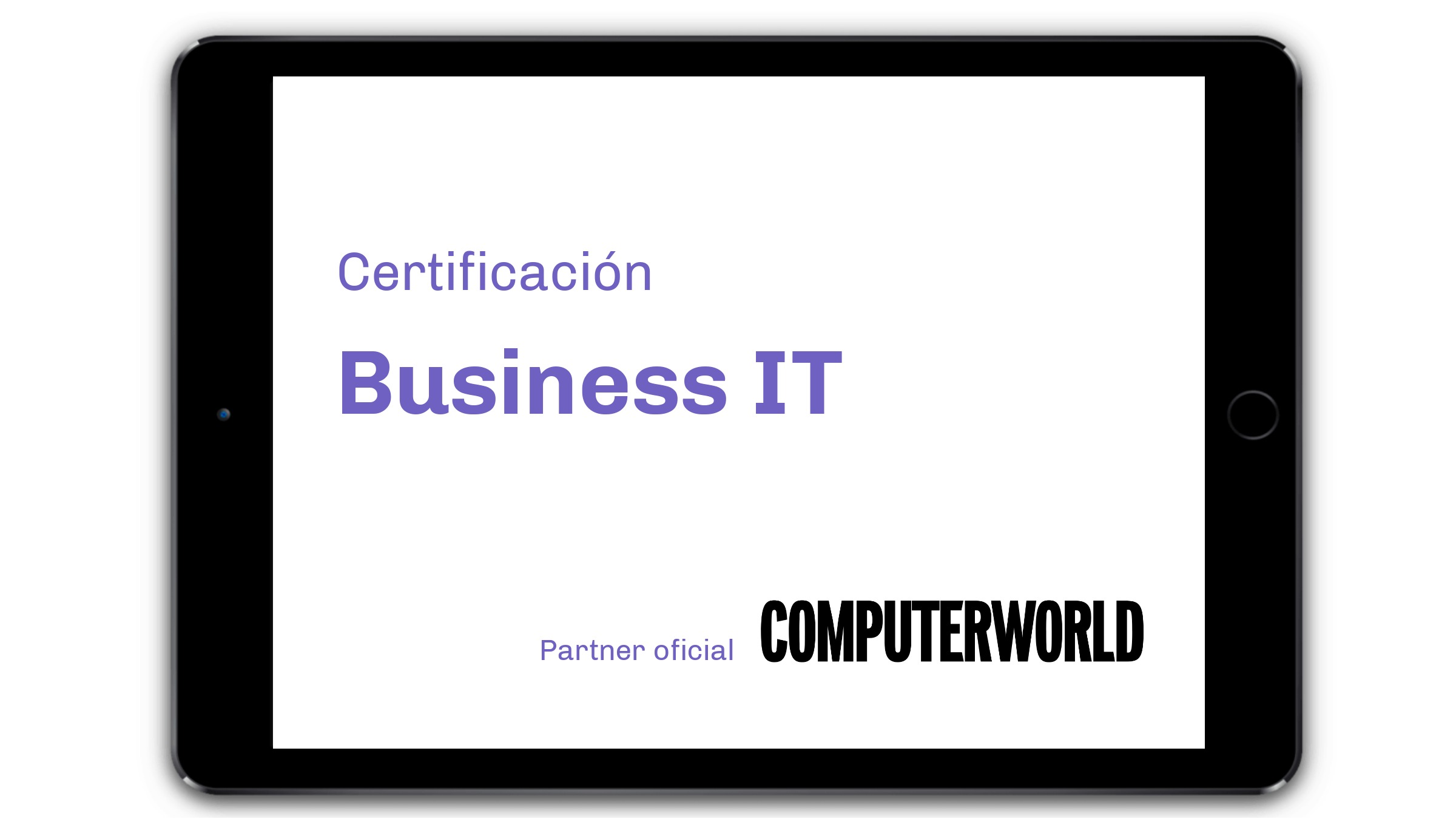 Certificacion Profesional Business IT Computerworld Instituto Mm Gestion del Cambio Ciberseguridad Alerta España